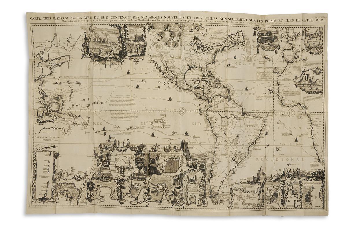 CHATELAIN-HENRI-ABRAHAM-Atlas-Historique