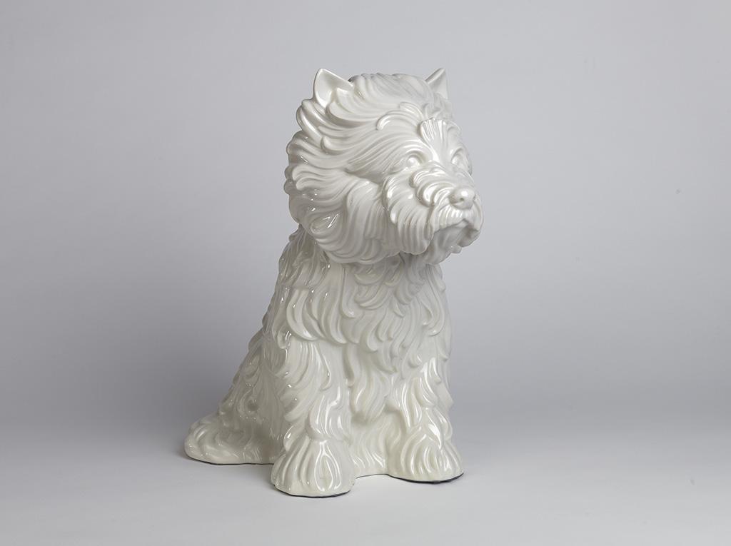 JEFF KOONS Puppy.