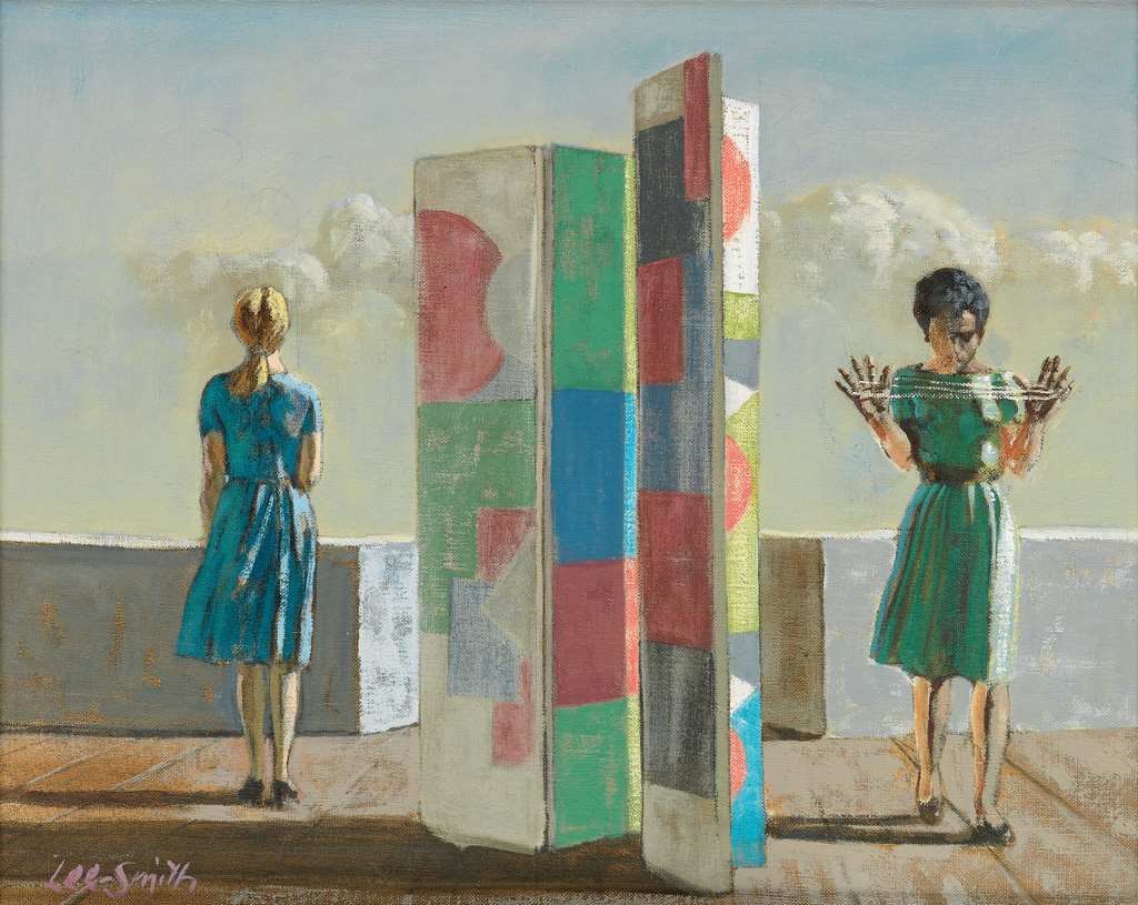 HUGHIE LEE-SMITH (1915 - 1999) Counterpoise.