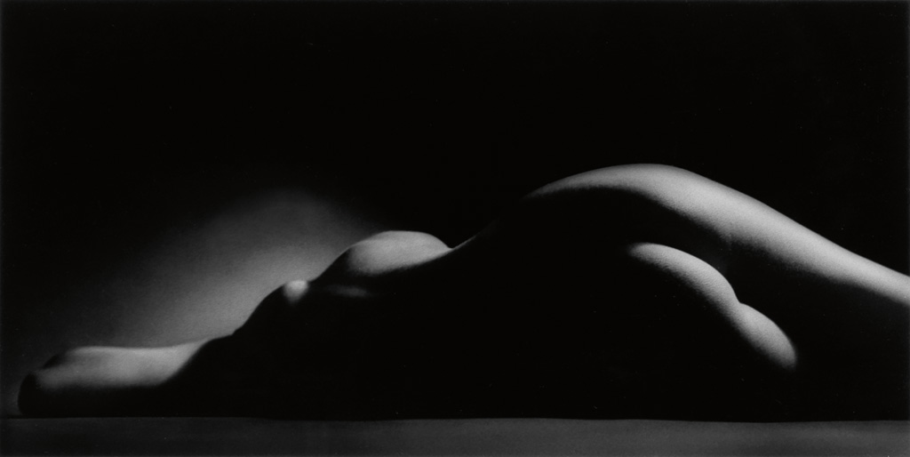 RUTH BERNHARD (1905-2006) Sand Dune.