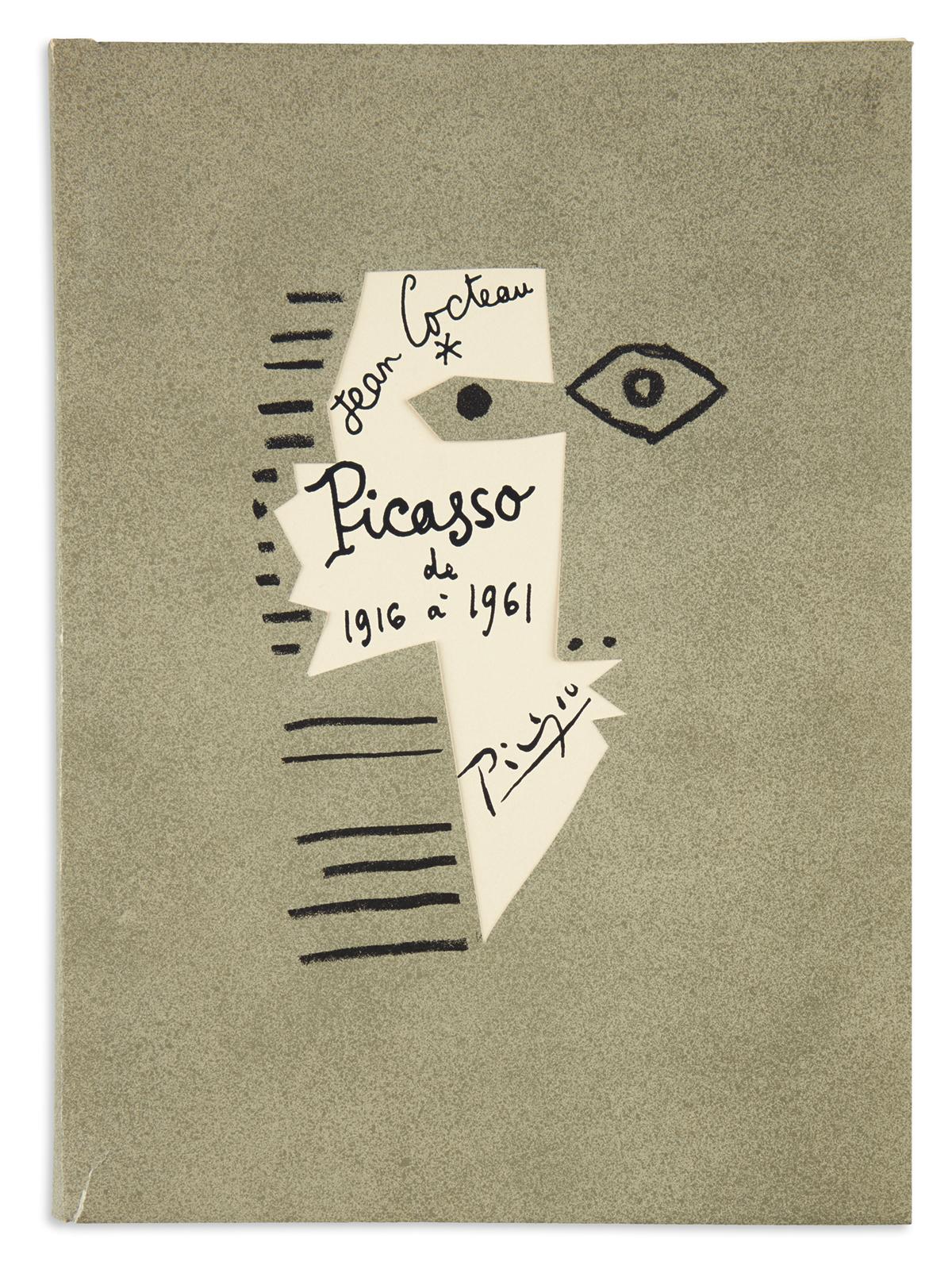 (PICASSO, PABLO.) Cocteau, Jean. Picasso de 1916 à 1961.