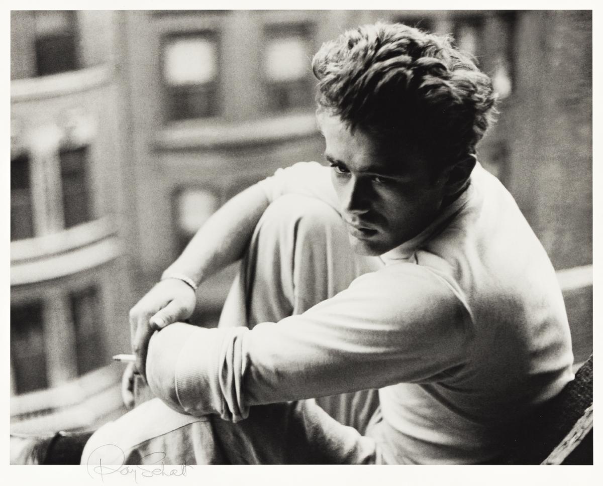 ROY SCHATT (1909-2002) James Dean.