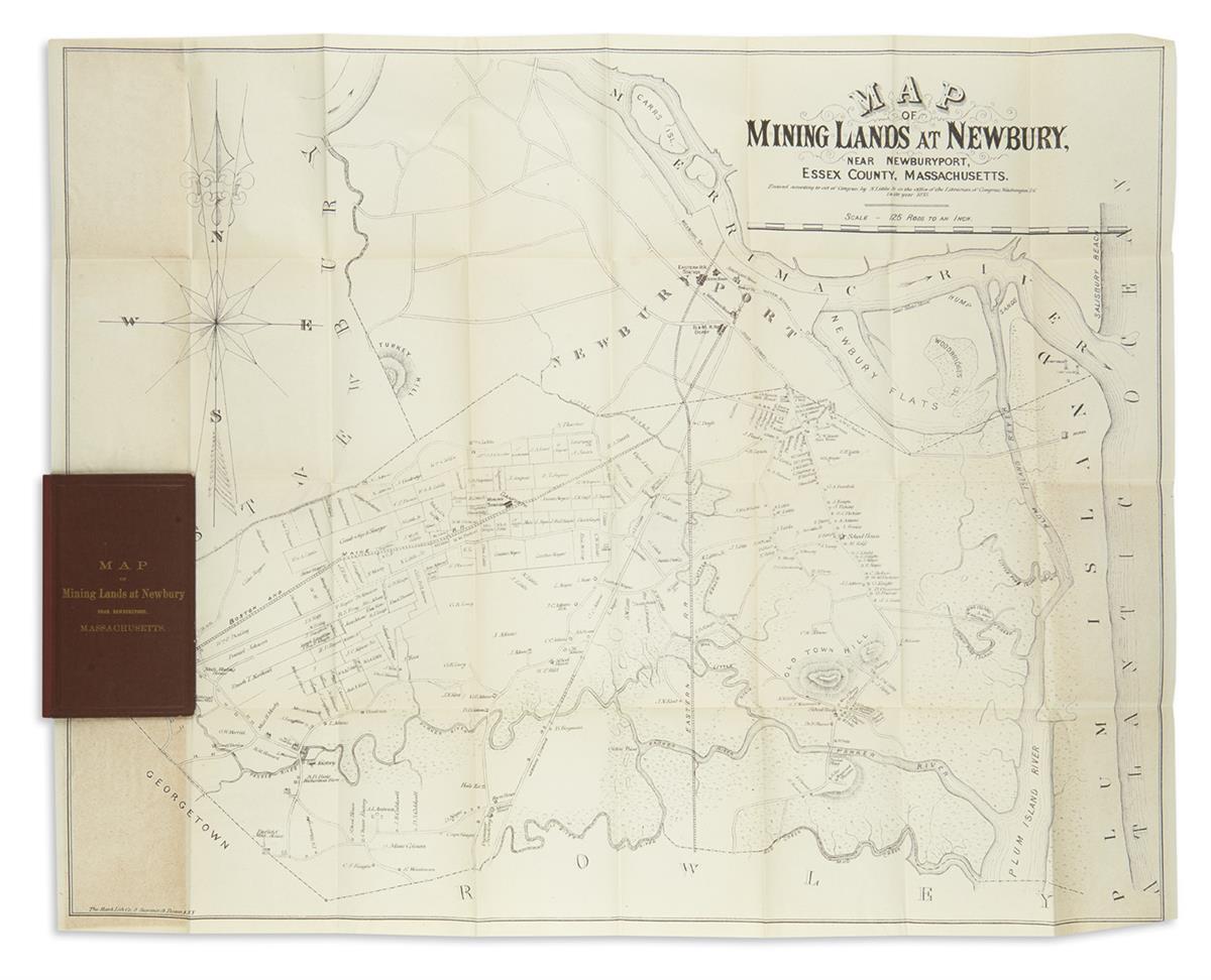 LITTLE-N-Jr-Map-of-Mining-Lands-at-Newbury-Near-Newburyport-