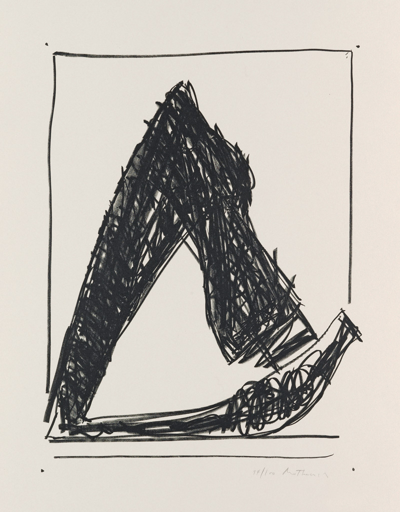 ROBERT-MOTHERWELL-Summertime-in-Italy-(with-Crayon)