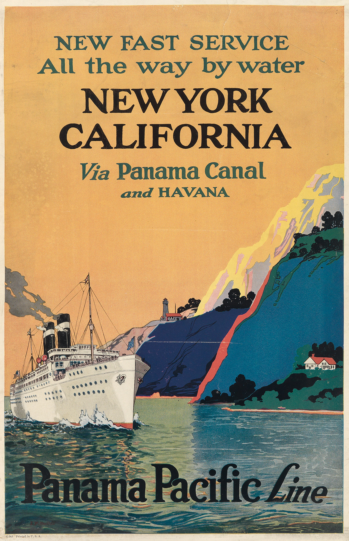 JF-BUTLER-(DATES-UNKNOWN)-PANAMA-PACIFIC-LINE--NEW-YORK-CALI
