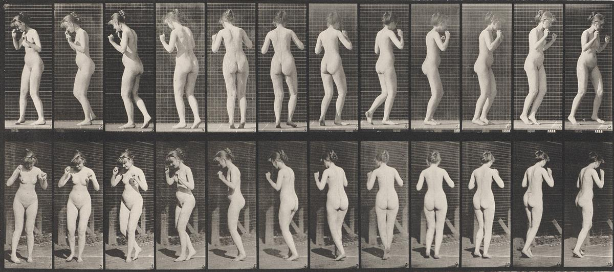 EADWEARD-MUYBRIDGE-(1830-1904)-A-selection-of-11-plates-from