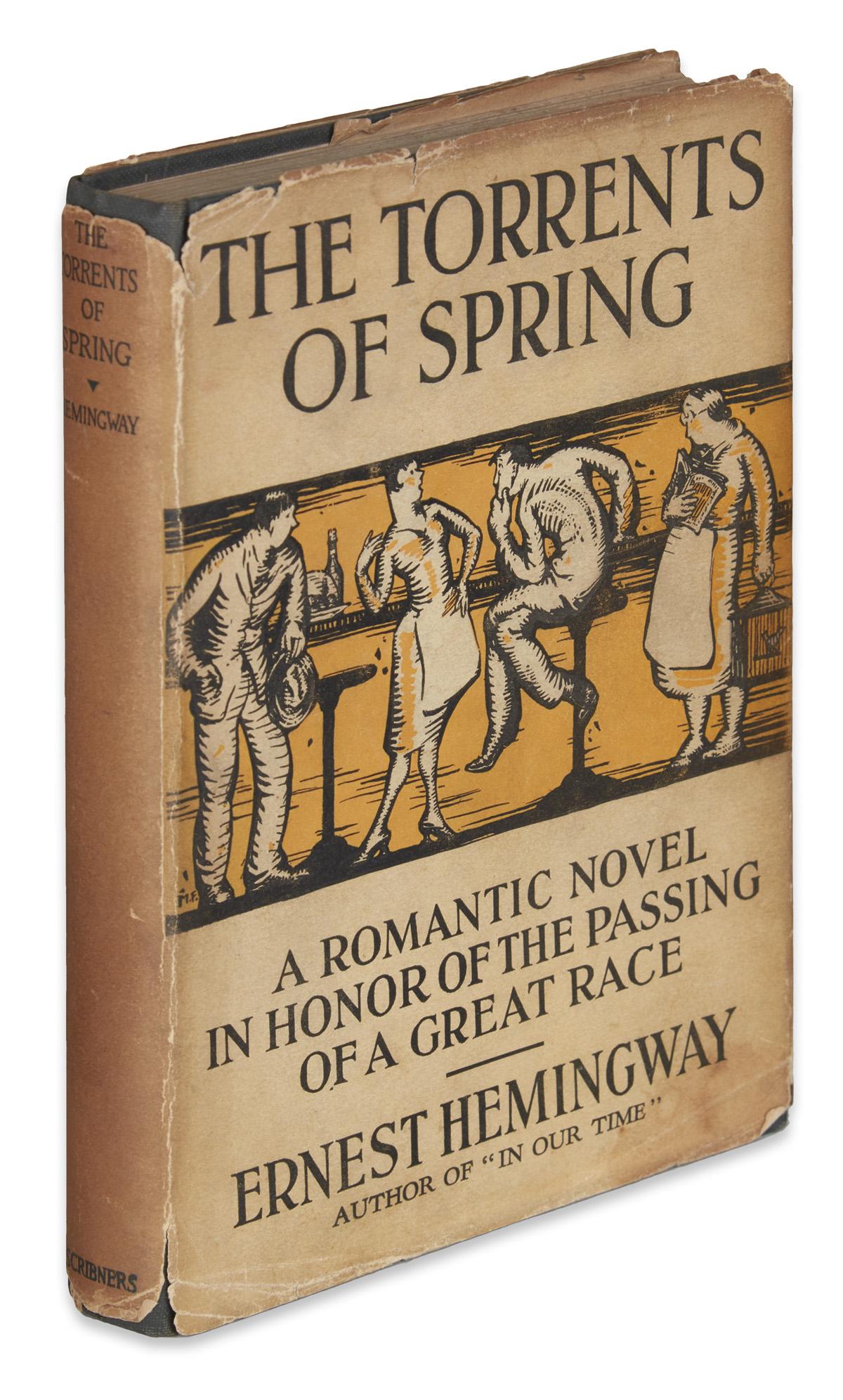 HEMINGWAY-ERNEST-The-Torrents-of-Spring