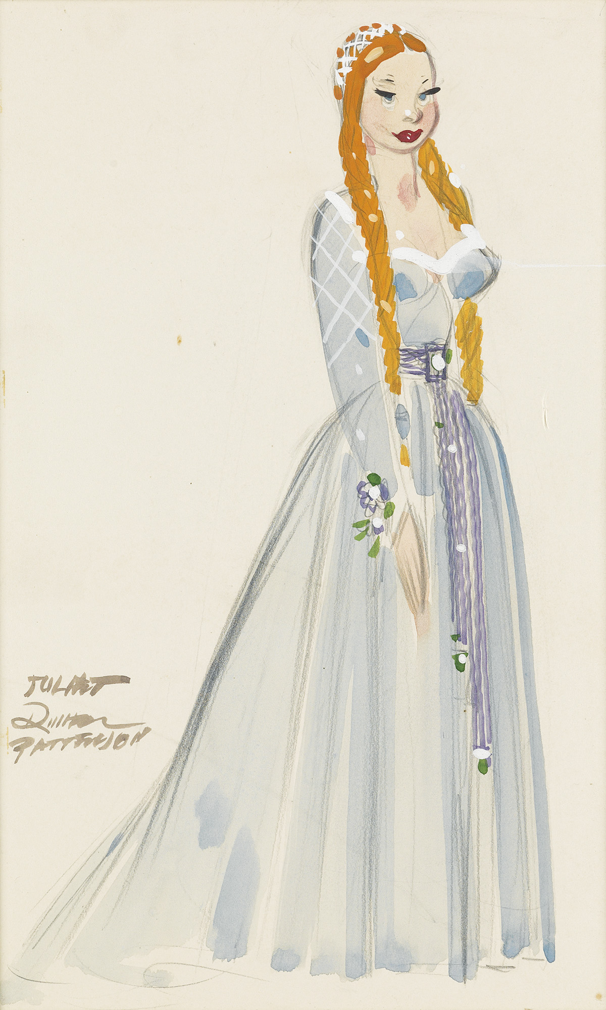 RUSSELL-PATTERSON-(THEATER--COSTUME)-Juliet