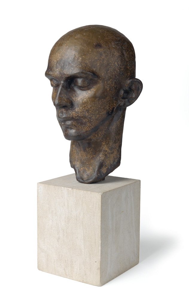 RICHMOND BARTHÉ (1901 - 1989) Head of a Dancer.