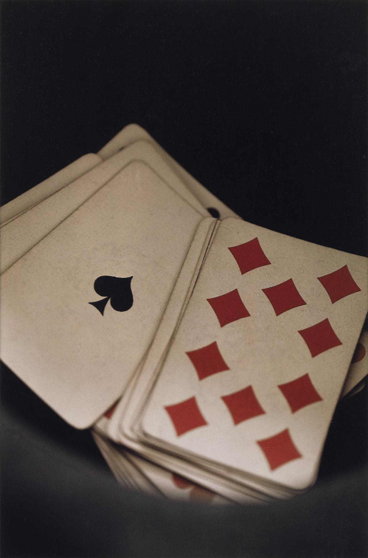 RALPH-GIBSON-(1939--)-Cards