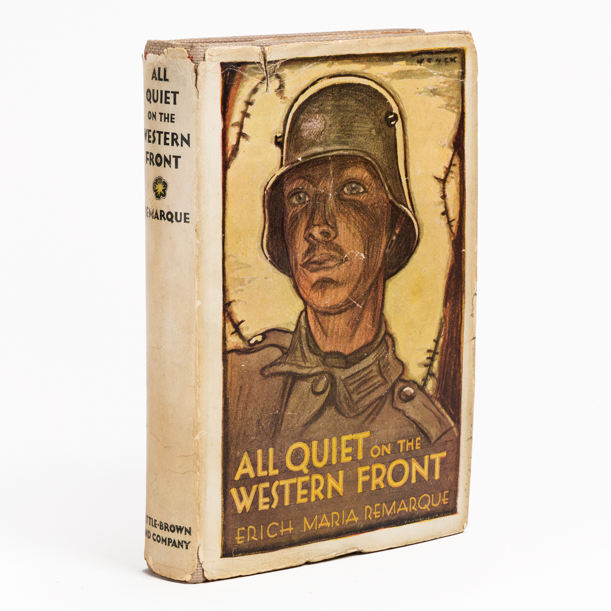 REMARQUE, ERICH MARIA. All Quiet on the Western Front.