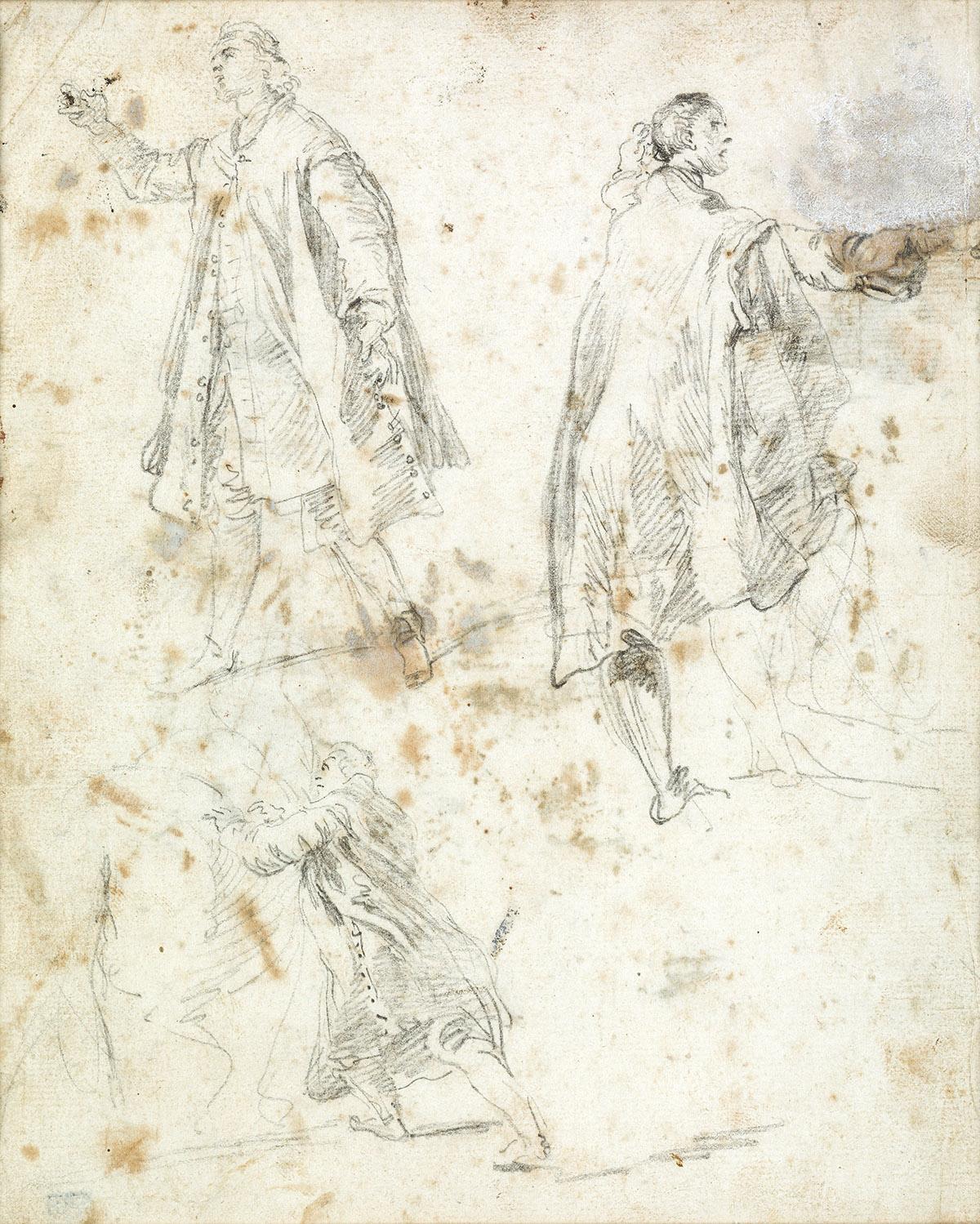 GIOVANNI-PAOLO-PANINI-(Piacenza-1691-1765-Rome)-Studies-of-T