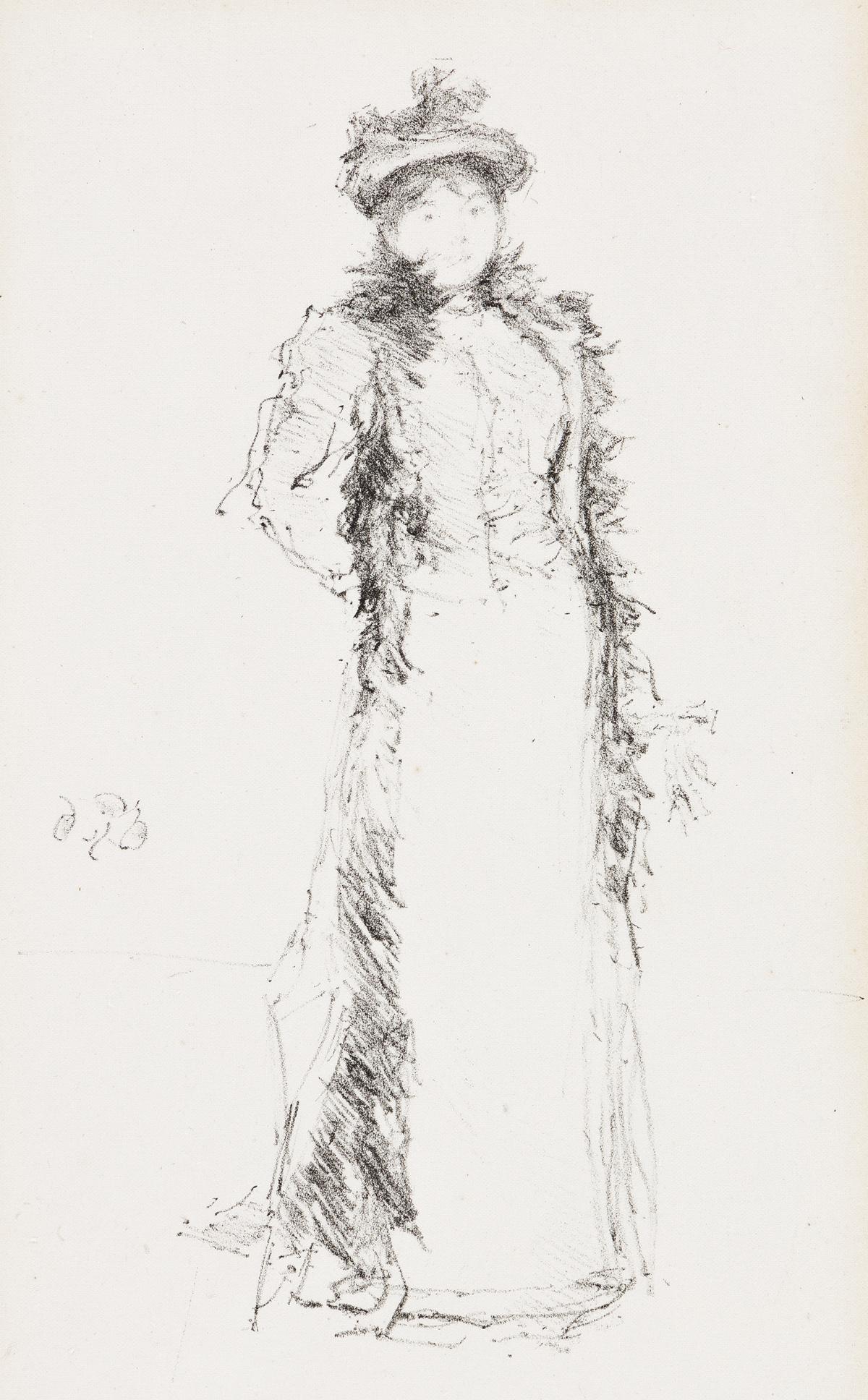 JAMES A. M. WHISTLER Beatrix Whistler.