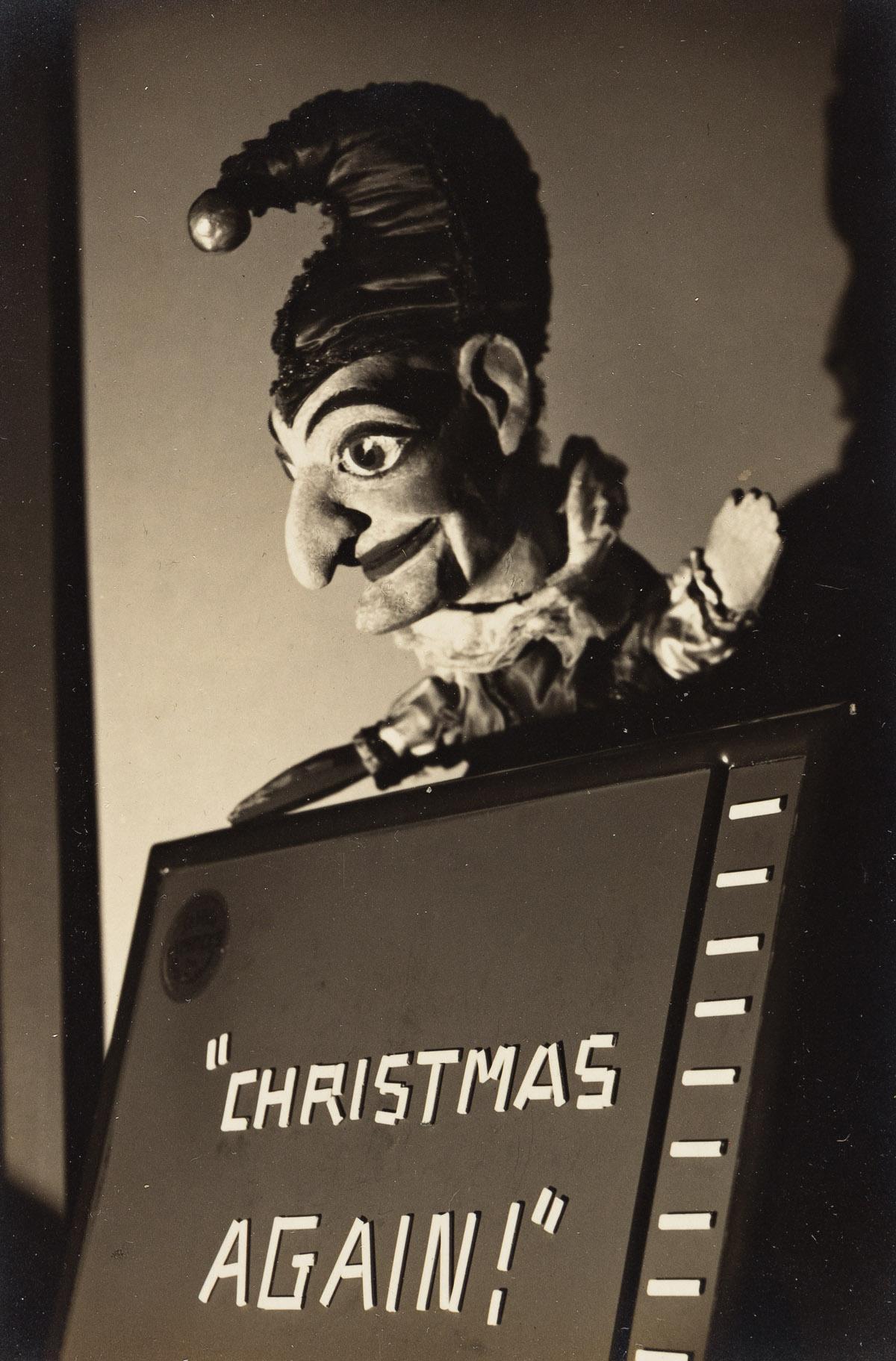 PAUL OUTERBRIDGE JR. (1896-1958) Still Life (Christmas again).