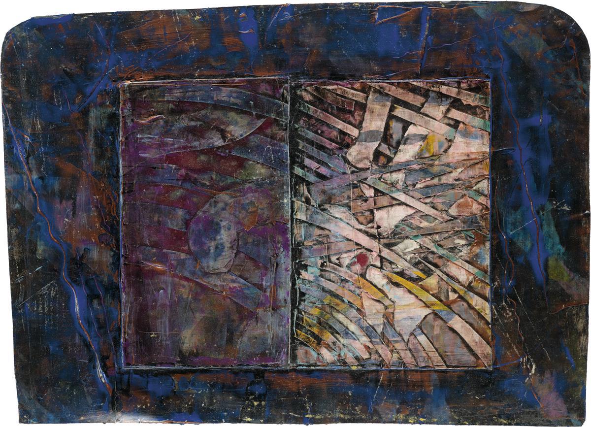 ALVIN D. LOVING, JR. (1935 - 2005) Richmond-Floyd Street Series, #5