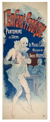 JULES-CHERET-(1836-1932)-LENFANT-PRODIGUE-1890-90-x-33inches