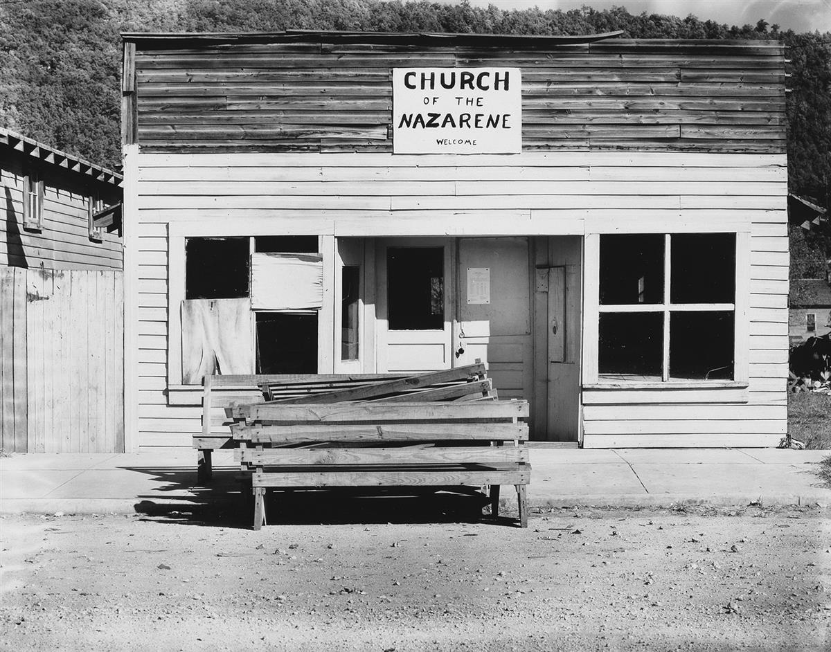 WALKER-EVANS-(1903-1975)-Church-of-the-Nazarene-Tennessee