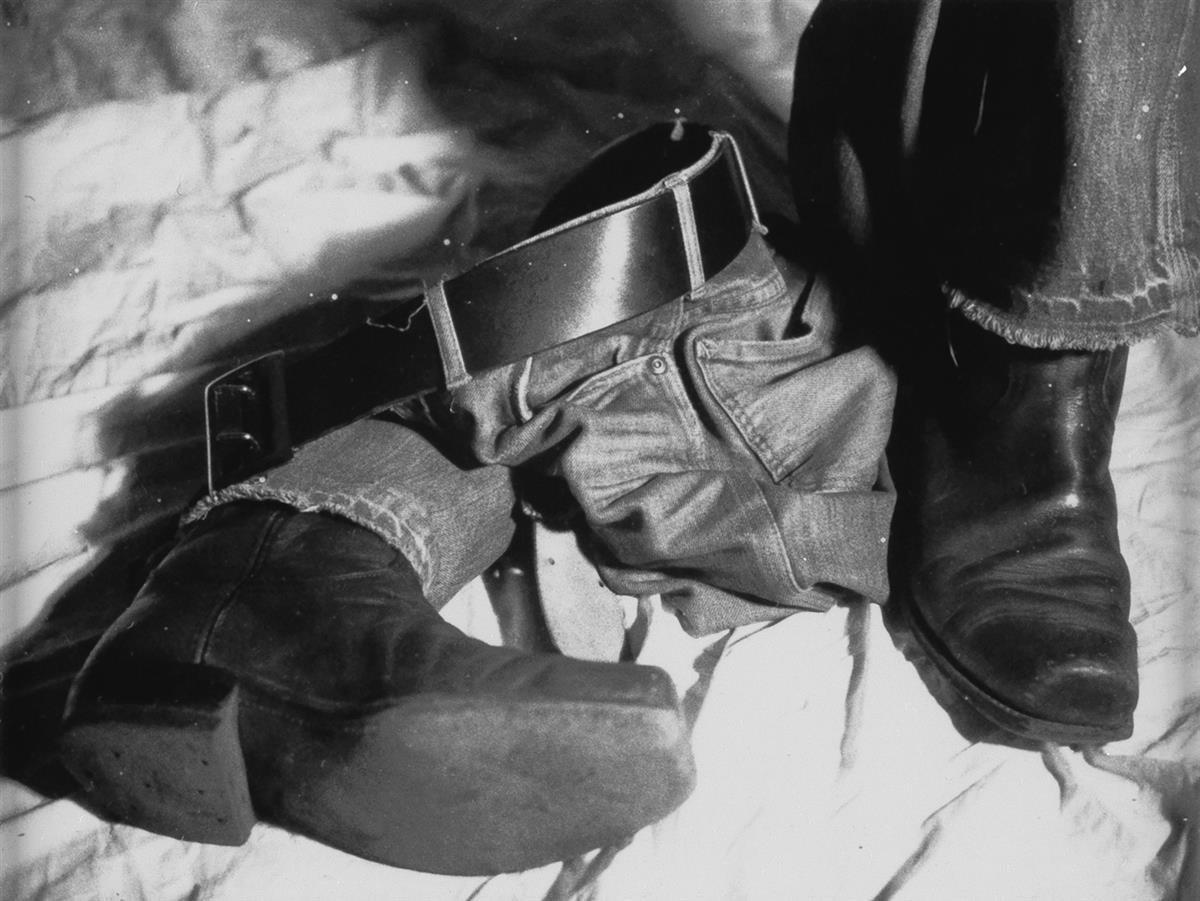 ROBERT-MAPPLETHORPE-(1946-1989)-Boots