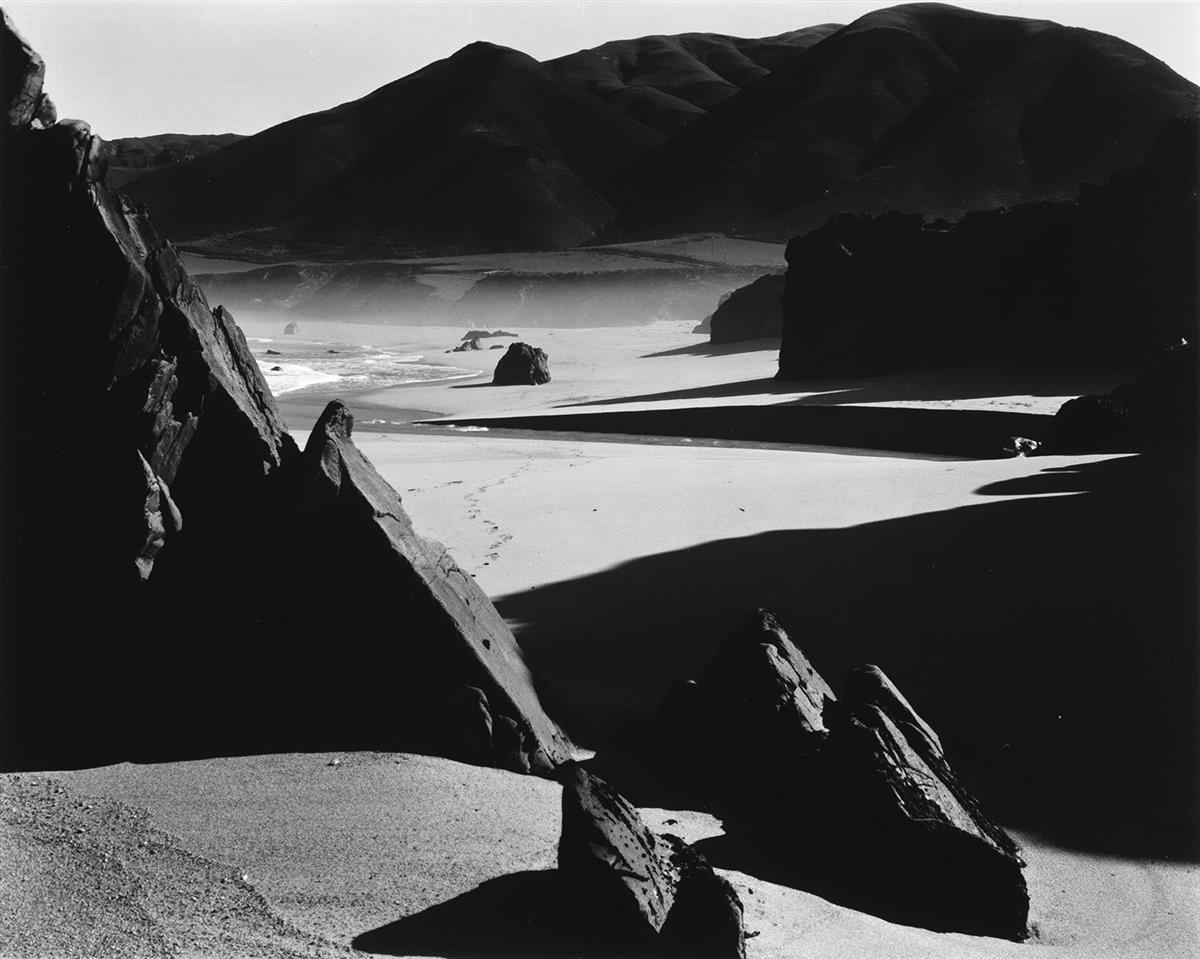 BRETT-WESTON-(1911-1993)-Garrapta-Beach