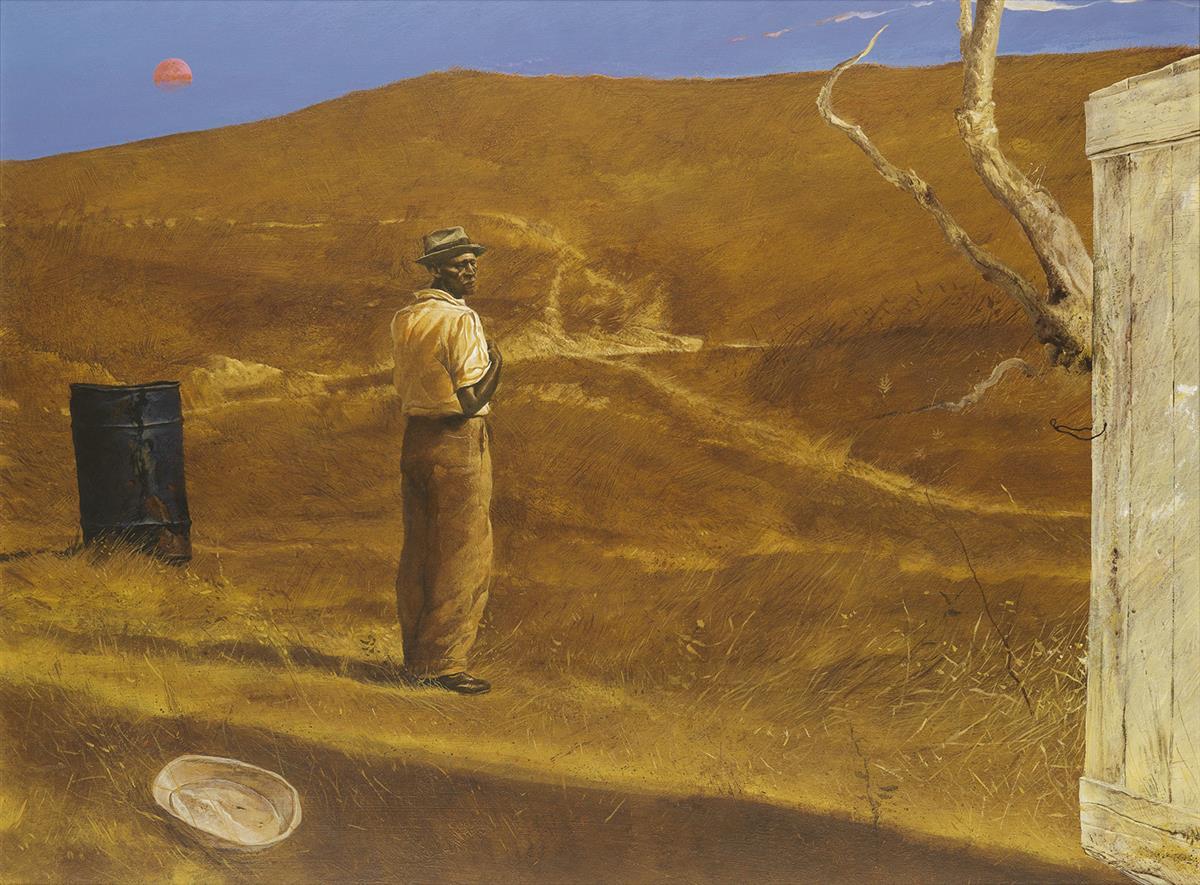 KERMIT-OLIVER-(1943-----)-Dusk