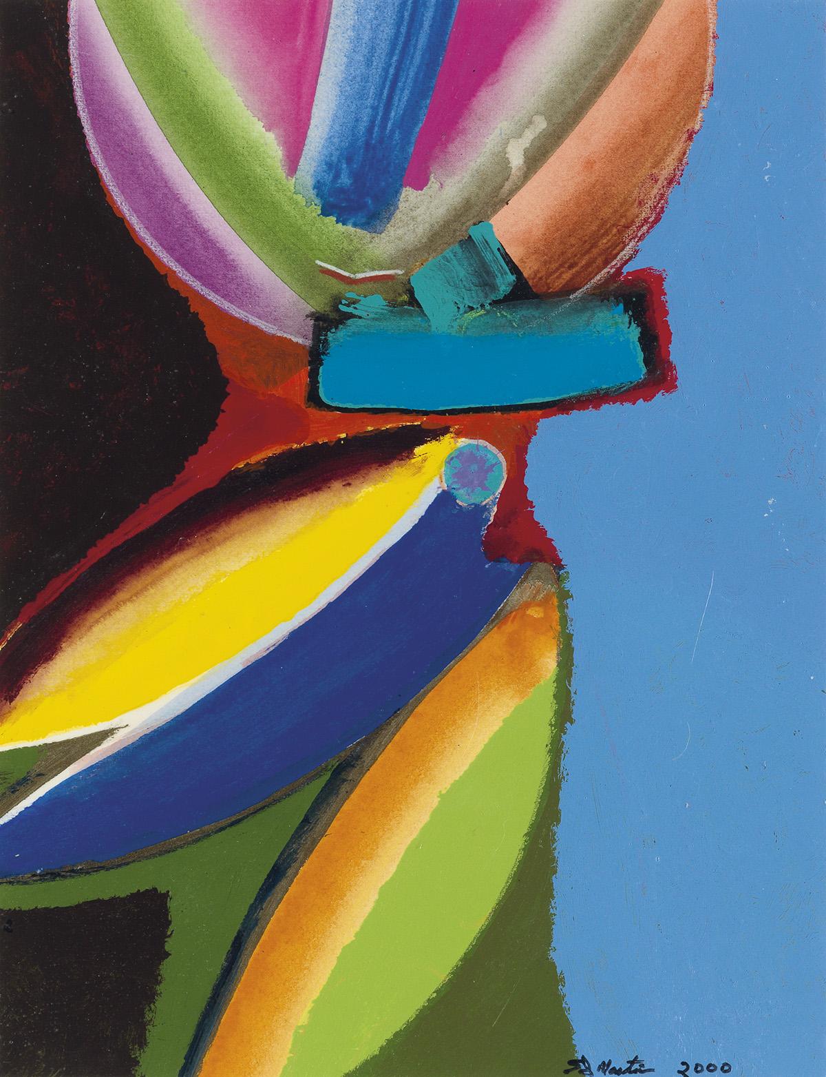 EUGENE-J-MARTIN-(1938---2005)-A-3-Year-Old