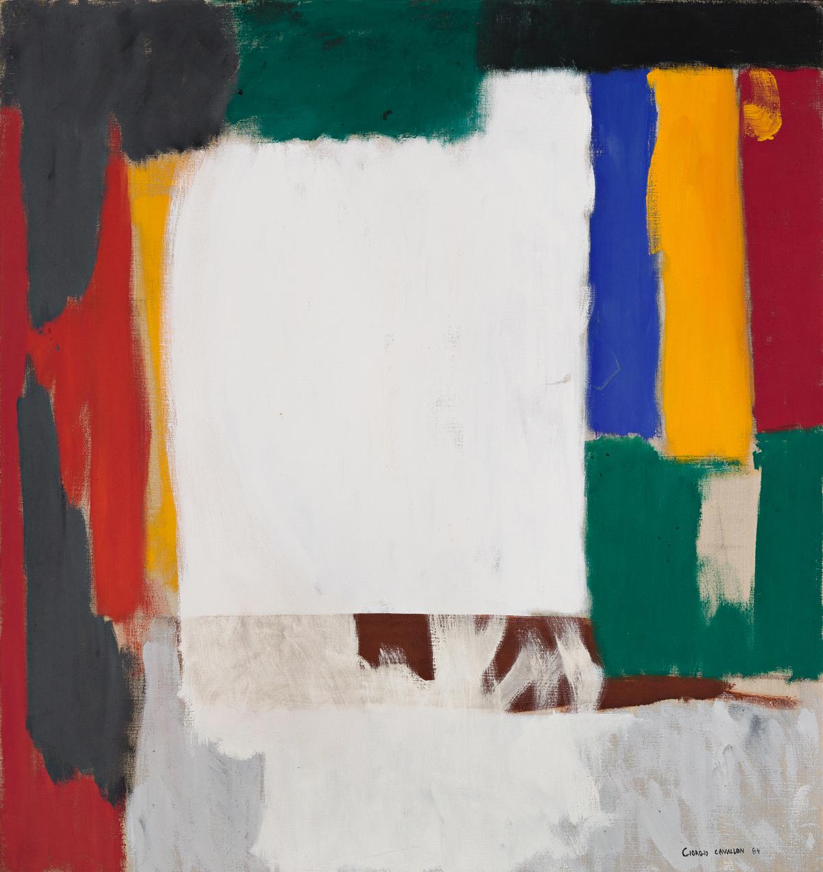 GIORGIO CAVALLON (1904 - 1989, AMERICAN) Untitled.