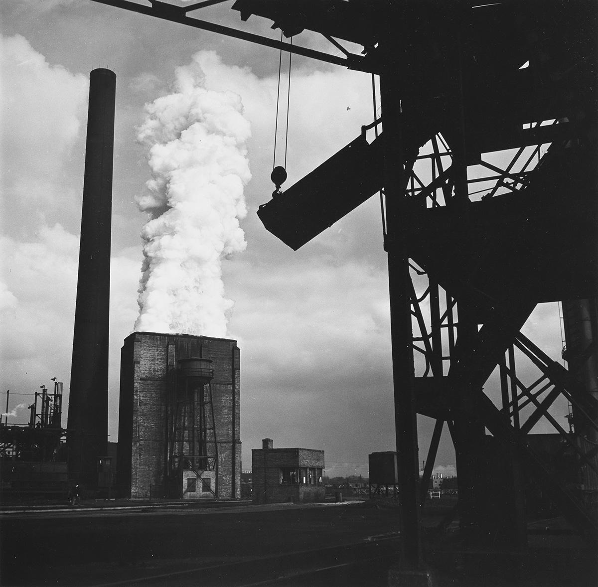 WALKER-EVANS-(1903-1975)-River-Rouge-Plant-(Ford-Motor-Compa