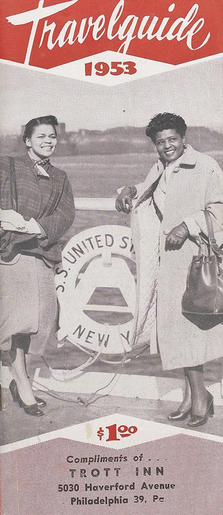 (TRAVEL.) TROTT INN. Travelguide 1953.