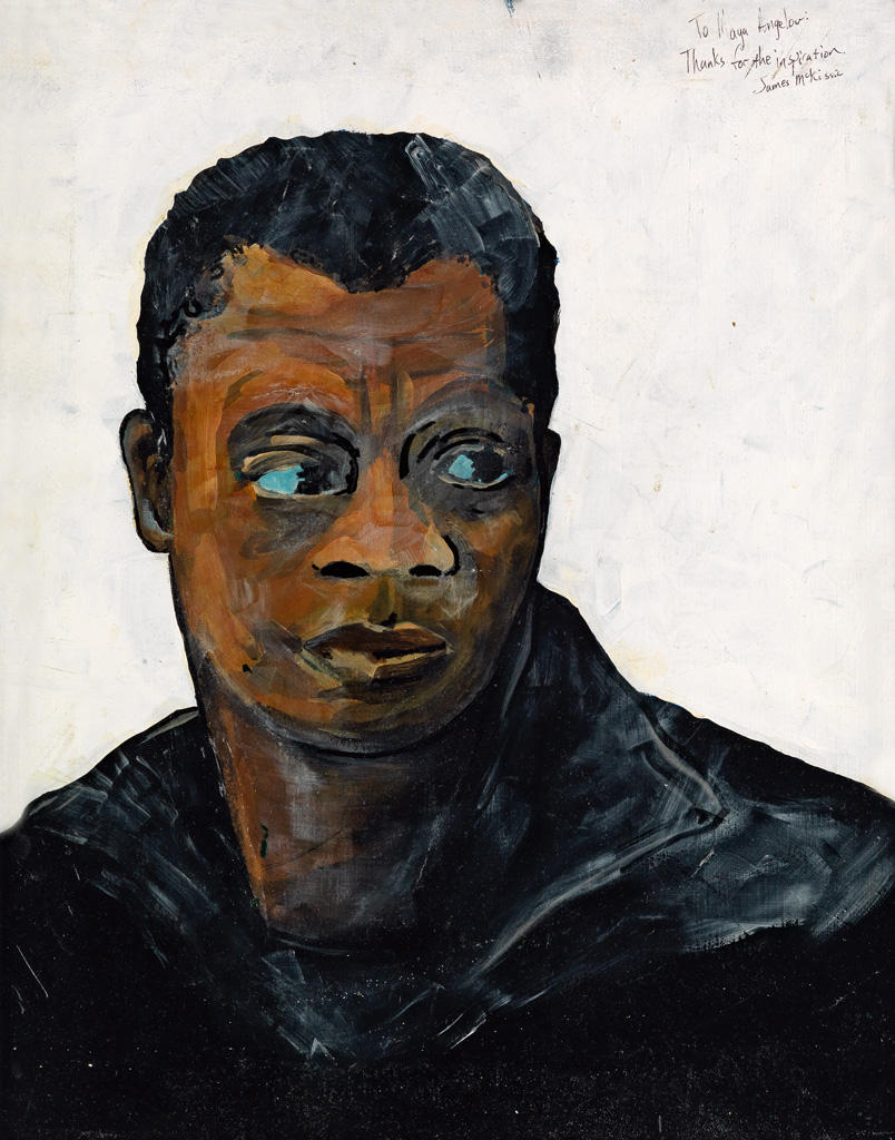 JAMES MCKISSIC (1972 -  ) Jimmys Blues.