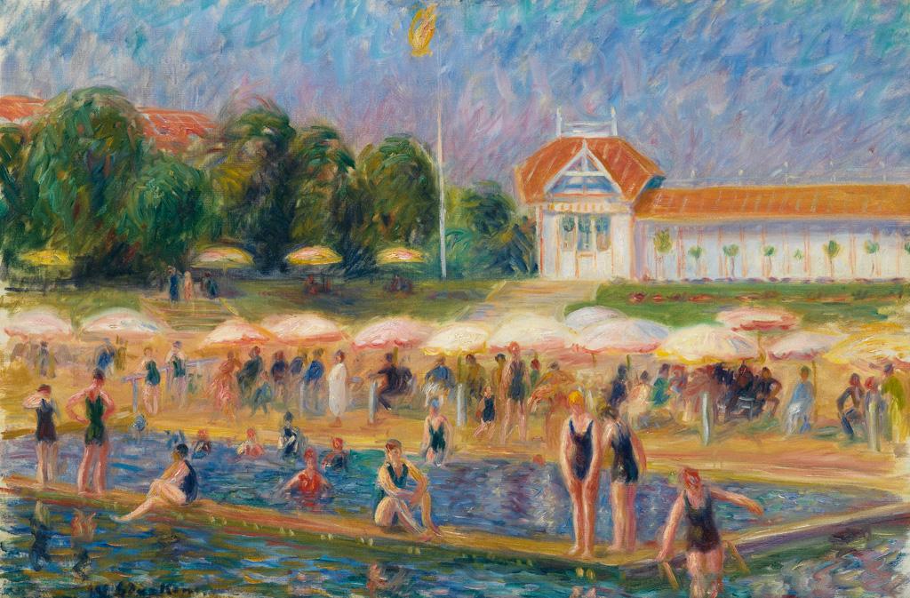 WILLIAM-GLACKENS-The-Beach-Isle-Adam
