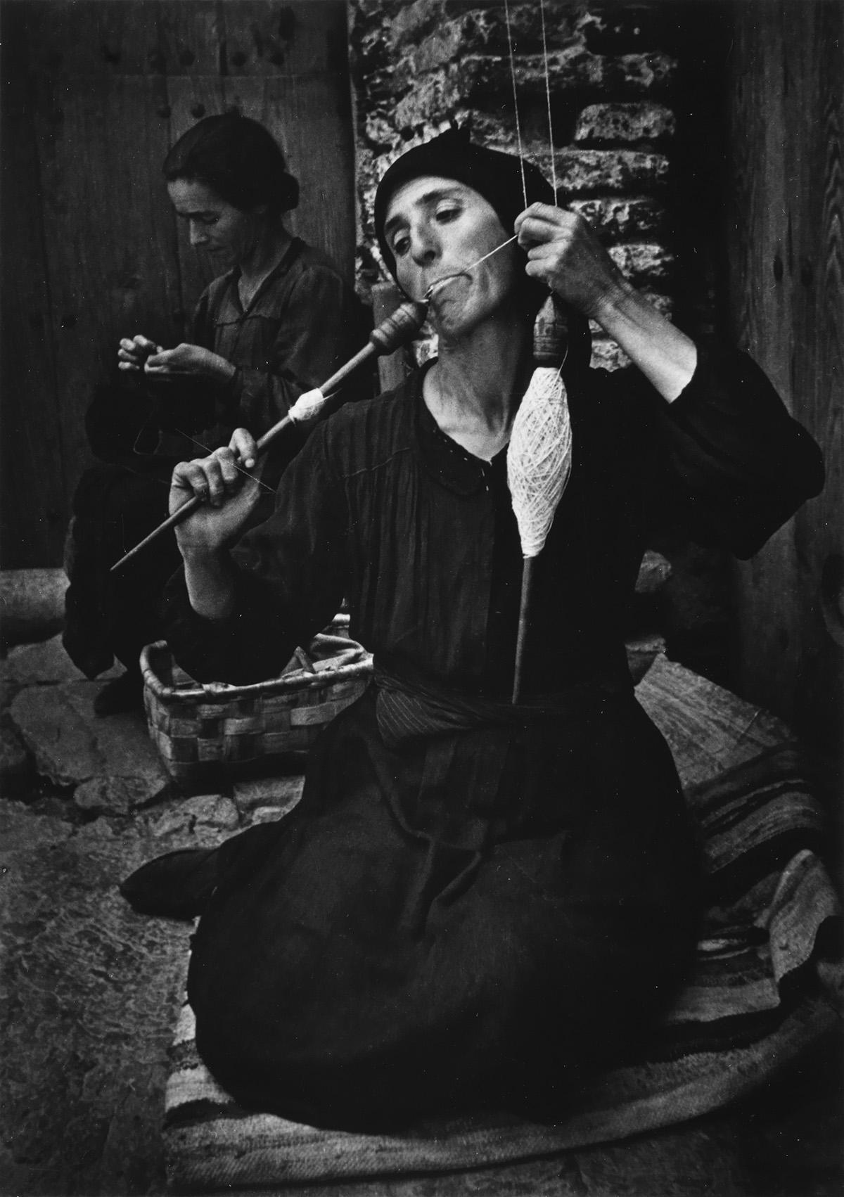 W-EUGENE-SMITH-(1918-1978)-The-Spinner