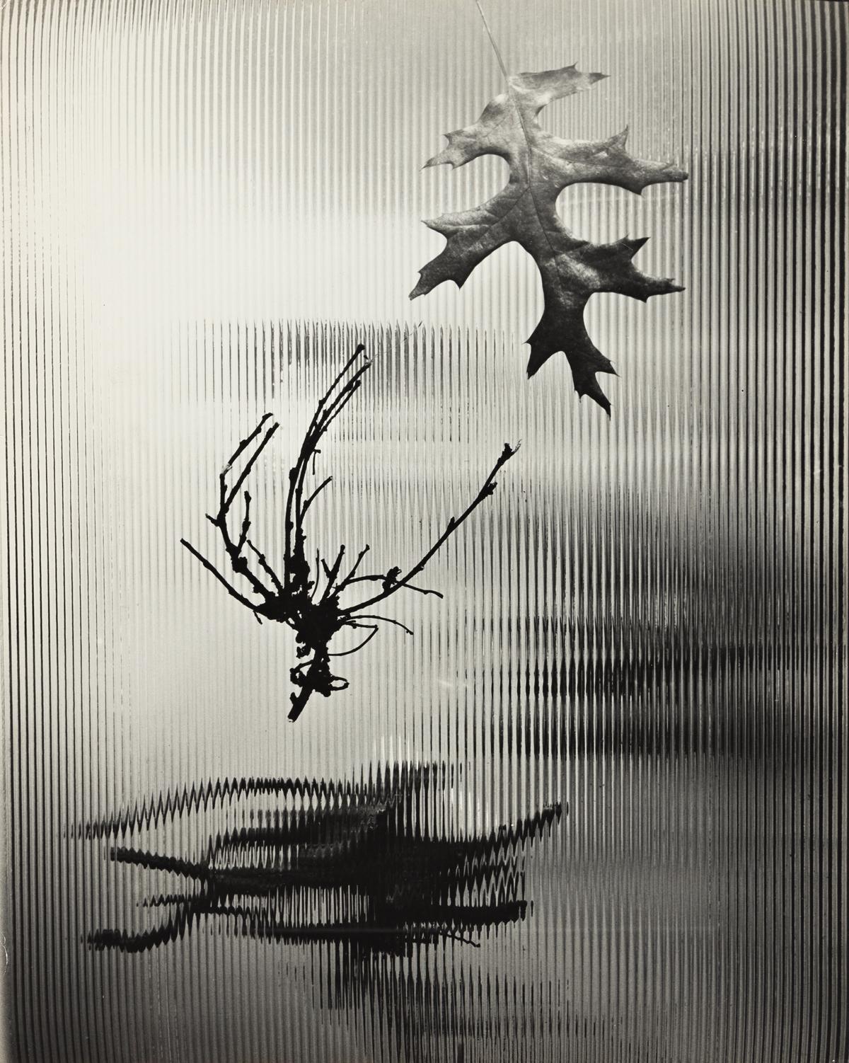 GYÖRGY KEPES (1906-2001) Abstraction.