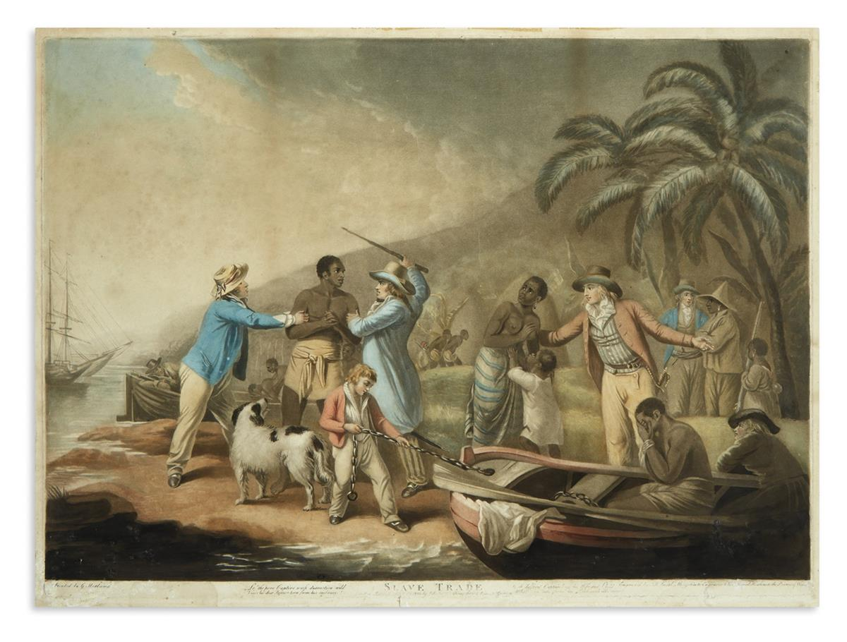 (SLAVERY-AND-ABOLITION)-Smith-JR-engraver;-after-George-Morl