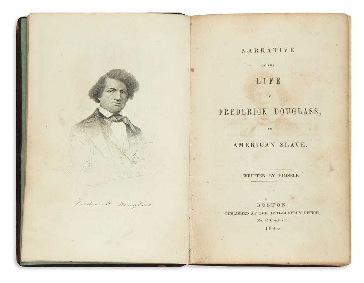 (SLAVERY-AND-ABOLITION)-Douglass-Frederick-Narrative-of-the-