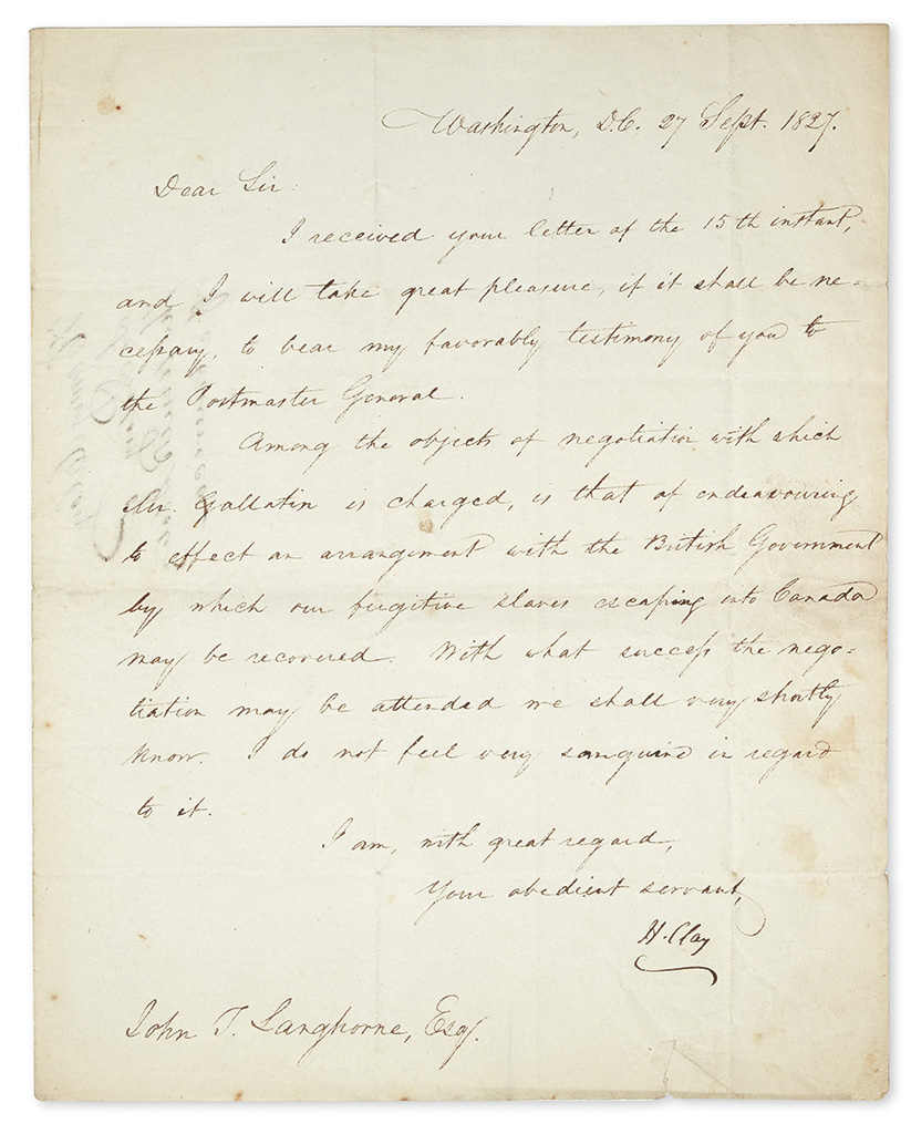 CLAY-HENRY-Letter-Signed-HClay-as-Secretary-of-State-to-John