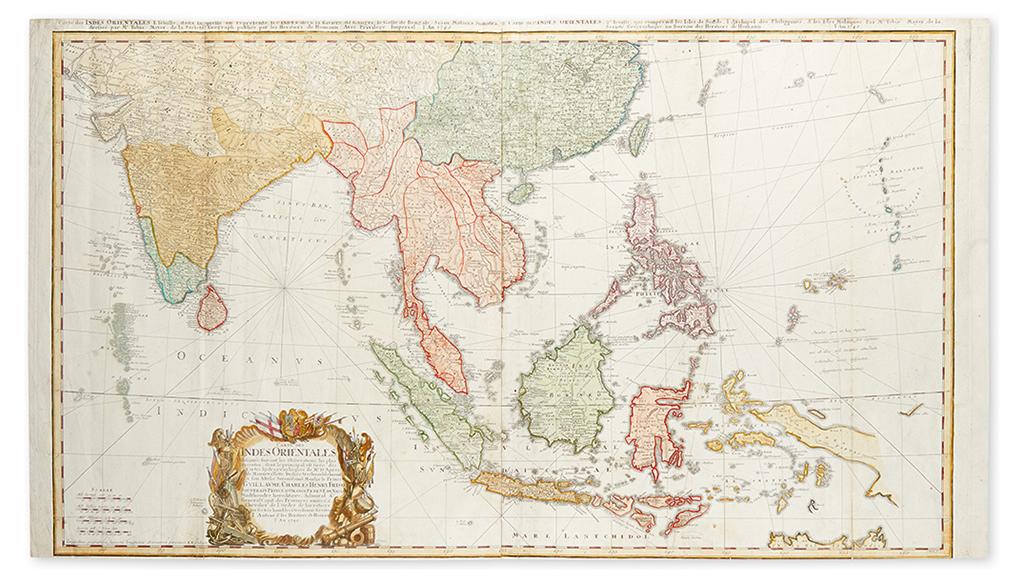 HOMANN-HEIRS-Carte-des-Indes-Orientales