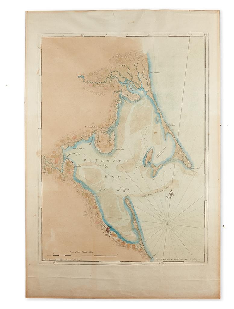 DES-BARRES-JOSEPH-FREDERICK-WALLET-[Plymouth-Bay]