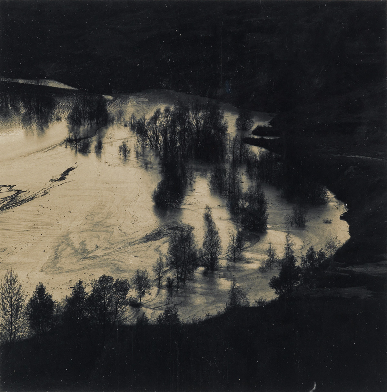 EMMET-GOWIN-(1941--)-Effluent-Holding-Pond-Chemopetrol-Mine-