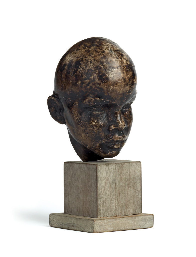 RICHMOND BARTHÉ (1901 - 1989) Black Boy (Head of Boy).