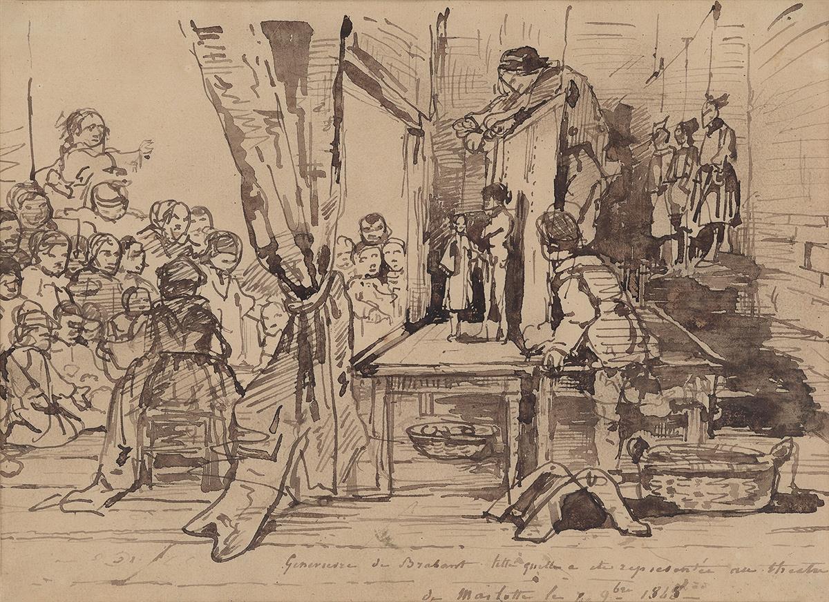 ÉMILE-LESSORE-(Paris-1805-1876-Bourron-Marlotte)-The-Marione