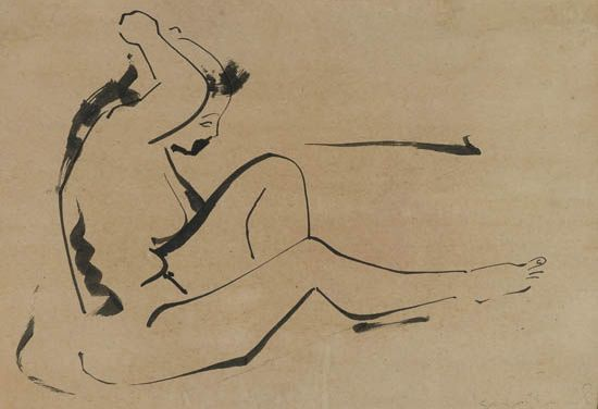 ISAMU-NOGUCHI-Female-Nude