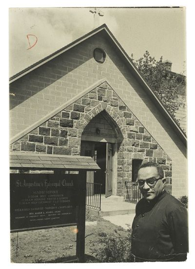 (LITERATURE AND POETRY.) ADAMS, REVEREND ALGER LEROY. Archive of writings, novels, poetry, and sermons published and unpublished; toget