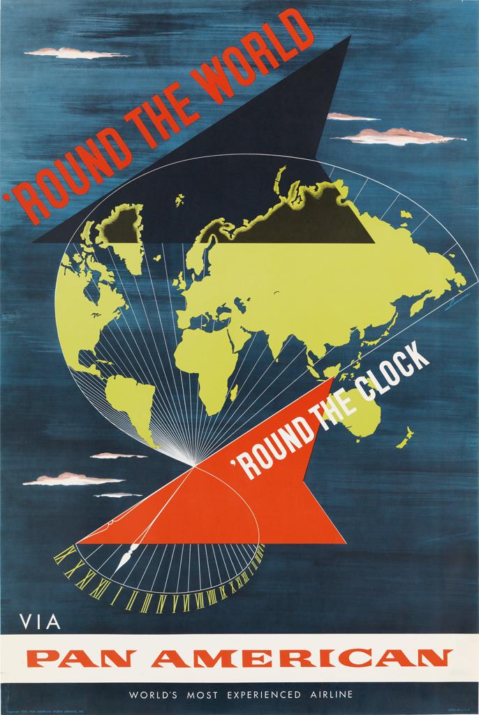 LOWEREE-(DATES-UNKNOWN)-ROUND-THE-WORLD--ROUND-THE-CLOCK--VI