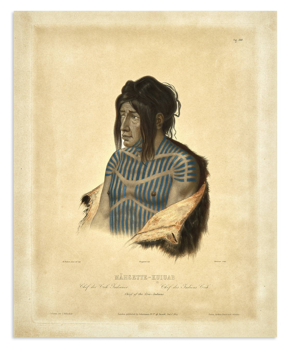 BODMER-KARL-Mahsette-Kuiuab-Chief-of-the-Cree-Indians-Vig-XX