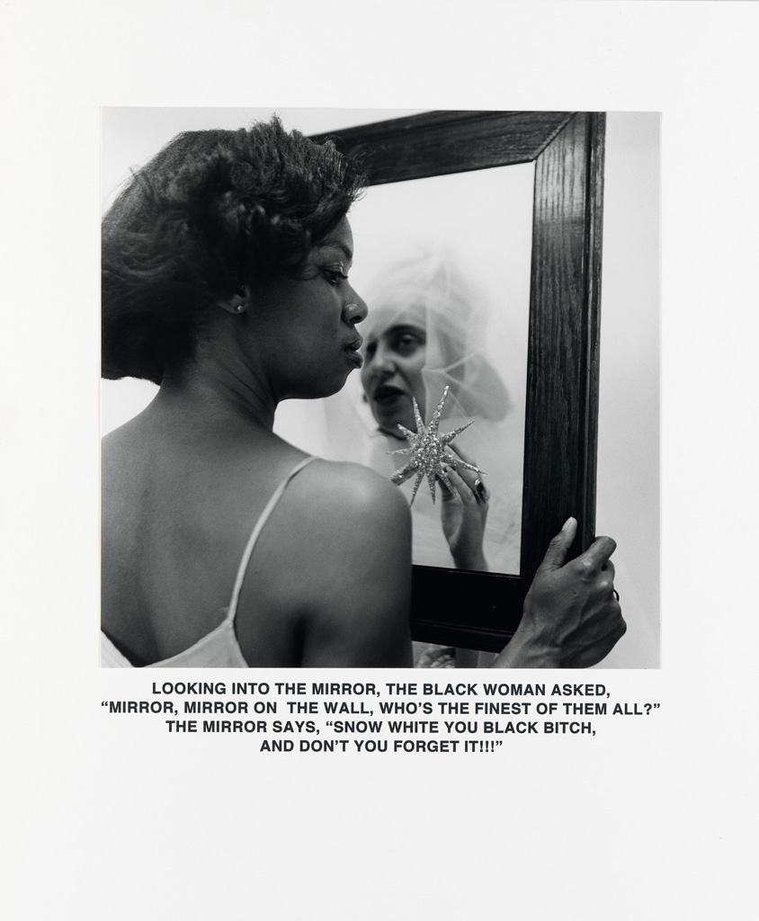 CARRIE-MAE-WEEMS-(1953----)-Mirror-Mirror