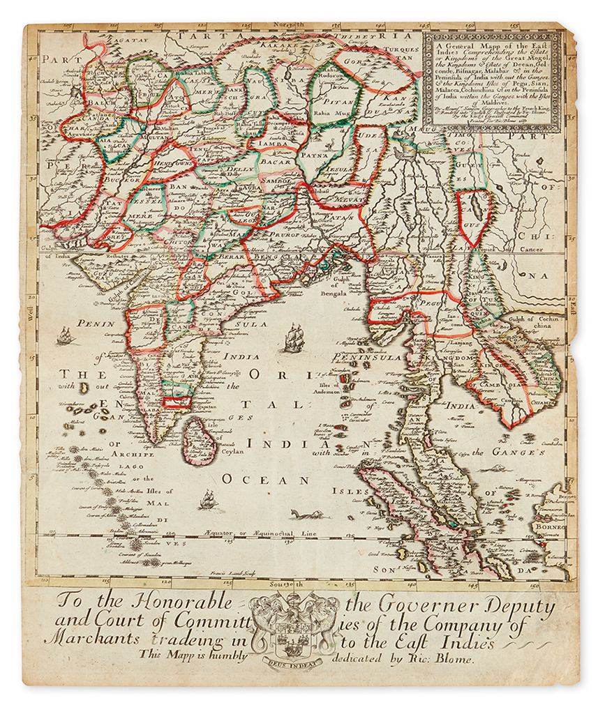 BLOME-RICHARD-A-General-Mapp-of-the-East-Indies-Comprehendin