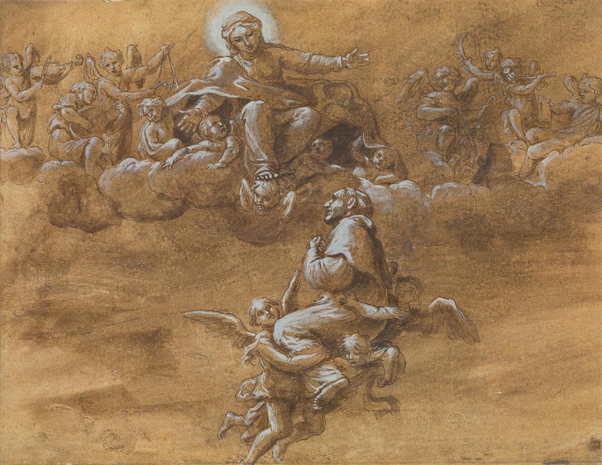 ANGELO-MASSAROTTI-(Cremona-1653-1723-Cremona)-The-Apotheosis