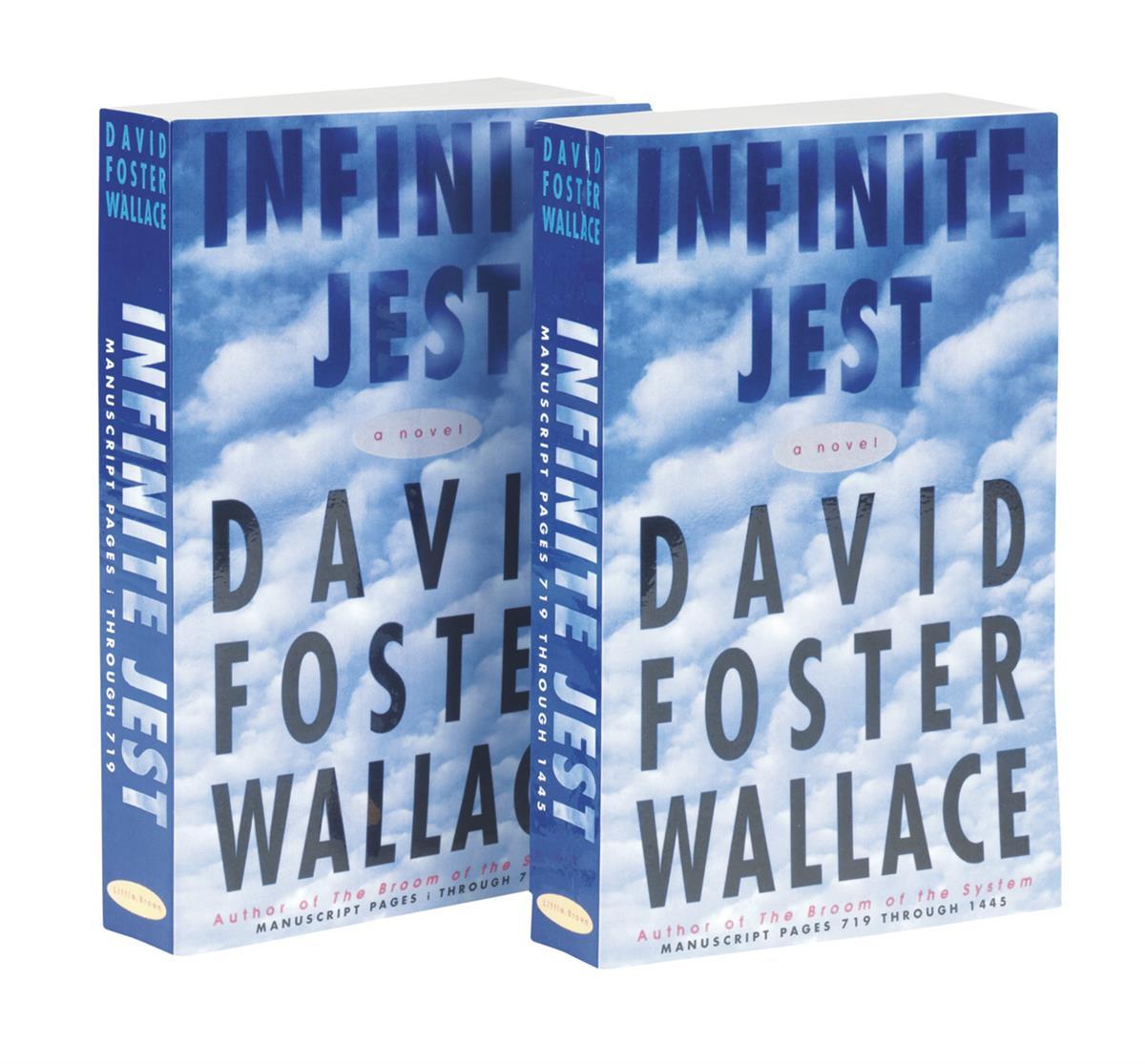 WALLACE, DAVID FOSTER. Infinite Jest.