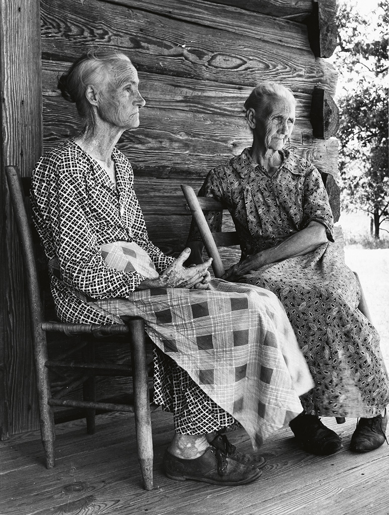 BOURKE-WHITE-MARGARET-(1904-1971)-Lansdale-Arkansas