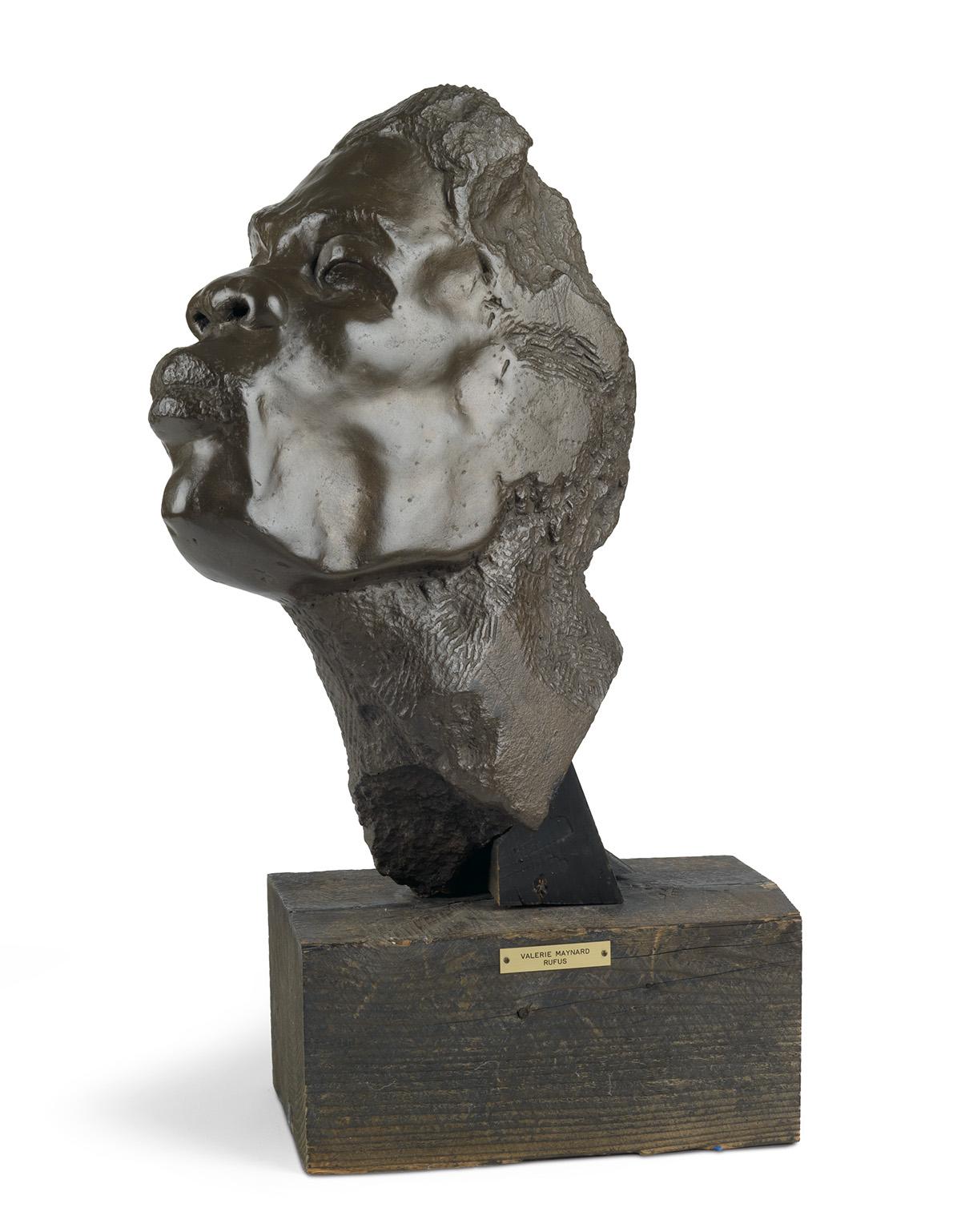 VALERIE J. MAYNARD (1937 -   ) Rufus.